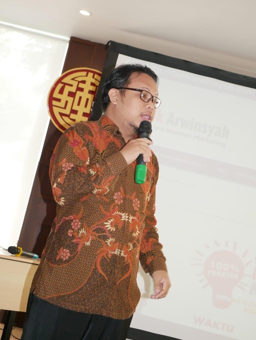 pembicara seminar ekonomi kreatif