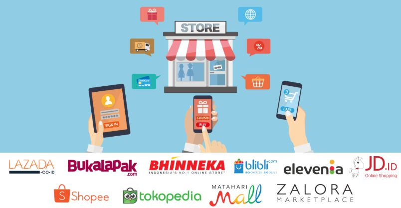 Belajar SEO Marketplace