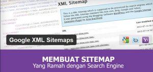 Fungsi Sitemap pada Website terbaru