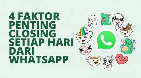 Teknik Closing Whatsapp