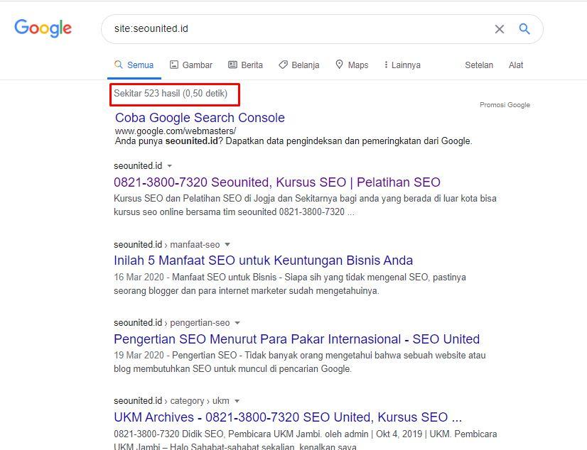 Ternyata Inilah 3 Penyebab Artikel Tidak Terindex Google! Salah Satunya Duplikat Konten?